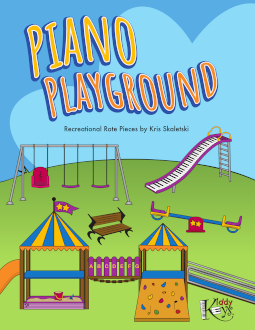 KiddyKeys Piano Playground