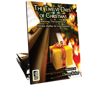 """The Twelve Days of Christmas (featuring """"The Entertainer"""")"""