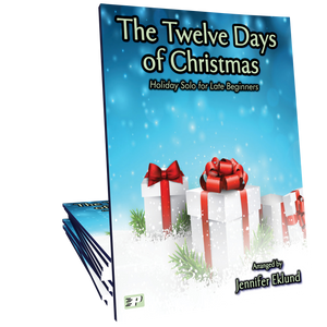 The Twelve Days of Christmas for Easy Piano