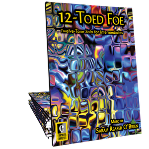 12-Toed Foe - Music by Sarah Reaser O'Brien