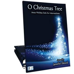 O Christmas Tree - Jazzy Holiday Solo