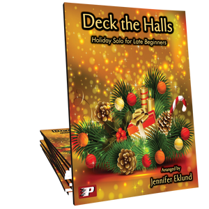Deck the Halls (Easy Piano)