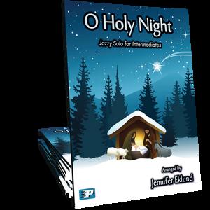 O Holy Night - Jazzy Holiday Solo