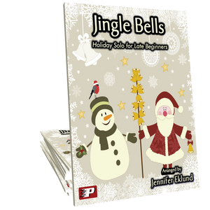 Jingle Bells (Easy Piano)