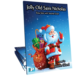 "Jolly Old Saint Nicholas Duet  (from ""Christmas for Two"")"