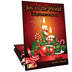 Joy to the World (Easy Piano)