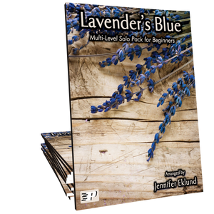 Lavender's Blue (Multi-Level Solo Pack)