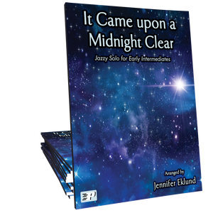 It Came upon a Midnight Clear - Lyrical Jazz Solo