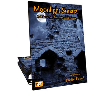 Moonlight Sonata Multi-Level Solo Pack