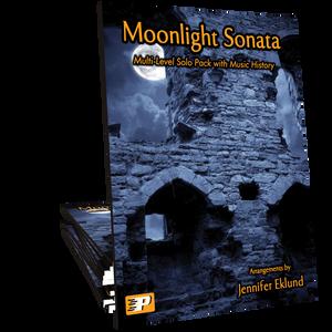 Moonlight Sonata Multi-Level Solo Pack