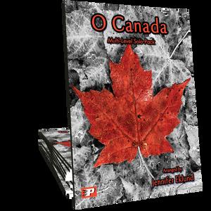 O Canada - Multi-Level Solo Pack