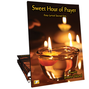 Sweet Hour of Prayer (Easy Sacred Solo)