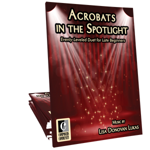 Acrobats in the Spotlight Duet
