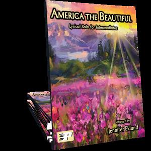 America the Beautiful (Intermediate Piano)