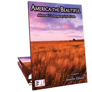 America the Beautiful (Advanced Piano)
