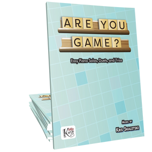 Are You Game? (Easy Duets & Trios)