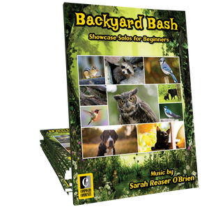 Backyard Bash - Music by Sarah Reaser O'Brien