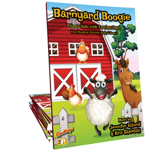 Barnyard Boogie (from Roadtrip®: Rockstar Rally Vol. 2)