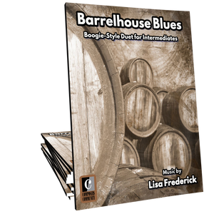 Barrelhouse Blues Duet
