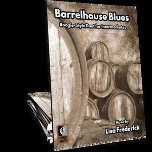 Barrelhouse Blues Duet