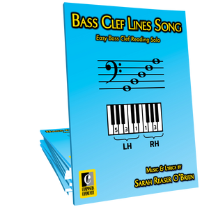 Bass Clef Lines Song