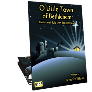 """O Little Town of Bethlehem (from """"Holiday Classics"""")"""