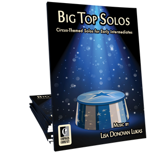 Big Top Solos Songbook