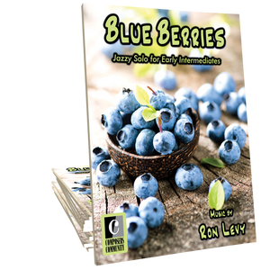 Blue Berries - Music by Ron Levy