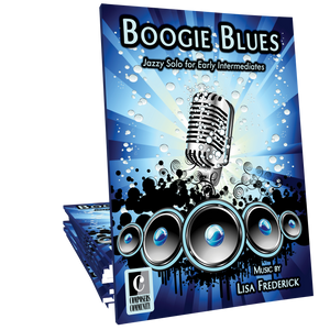 Boogie Blues by Lisa Frederick