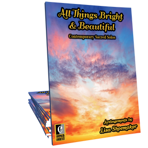 All Things Bright & Beautiful Songbook