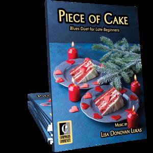 Piece of Cake - Duet by Lisa Donovan Lukas