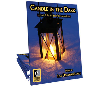 Candle in the Dark - Music by Lisa Donovan Lukas