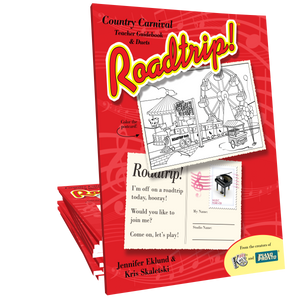 Roadtrip!™ Country Carnival: Teacher Guidebook & Duets