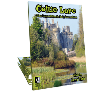 Celtic Lore - Songbook by Jane Tate