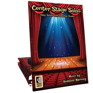 Center Stage Solos Songbook