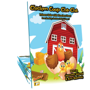 Chicken Coop Cha-Cha (from Roadtrip®: Rockstar Rally Vol. 2)
