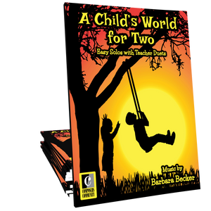 A Child's World for Two Songbook