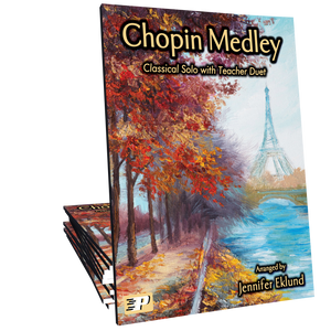 Chopin Medley (with teacher duet)