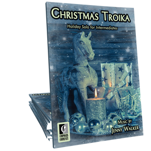 Christmas Troika - Music by Jenny Walker
