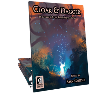 Cloak & Dagger - Music by Ryan Chesser