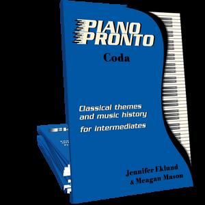 Piano Pronto®: Coda