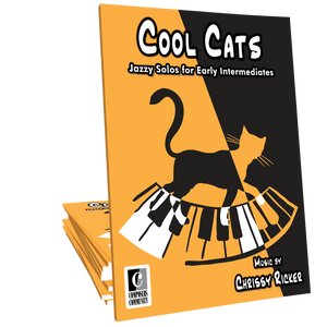 Cool Cats - Songbook by Chrissy Ricker