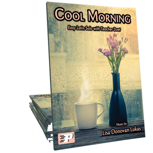 Cool Morning - Music by Lisa Donovan Lukas **WEEKEND FREEBIE**