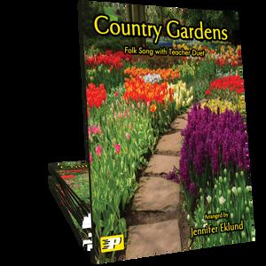 Country Gardens (with teacher duet)