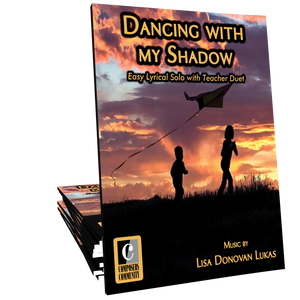 Dancing with my Shadow by Lisa Donovan Lukas