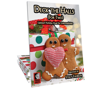 Deck the Halls for Two - Duet by Stacy Fahrion