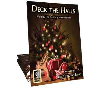 Deck the Halls Trio - Arranged by Lisa Donovan Lukas