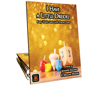 I Have a Little Dreidel