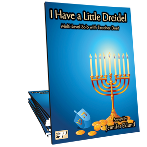 "I Have a Little Dreidel (from ""Holiday Classics"")"