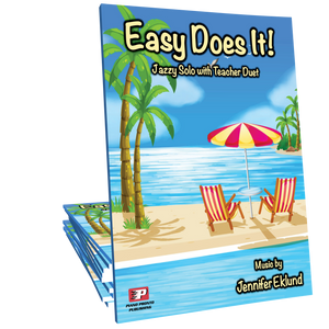 Easy Does It! (from Pronto Pizazz Volume 2)
